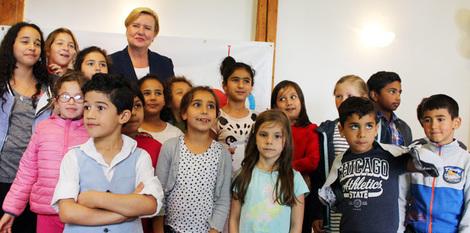 """""""Was tun Politiker für die Kinder?"""""""