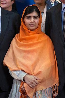 Malala Yousafzai par Claude Truong-Ngoc novembre 2013 02