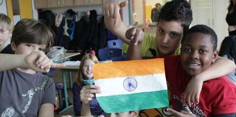 Wir entdecken die Welt - Indien!