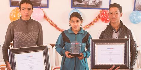 Der erste Radijojo 'Lamya Toubati Memorial Award' geht an ...